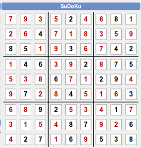 sudoku_solve