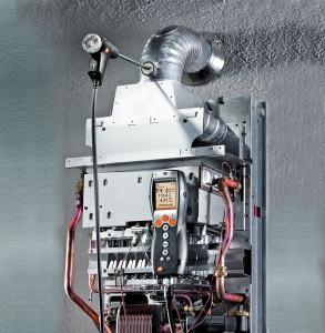 testo fig2 - Medició de la combustió en una caldera domèstica